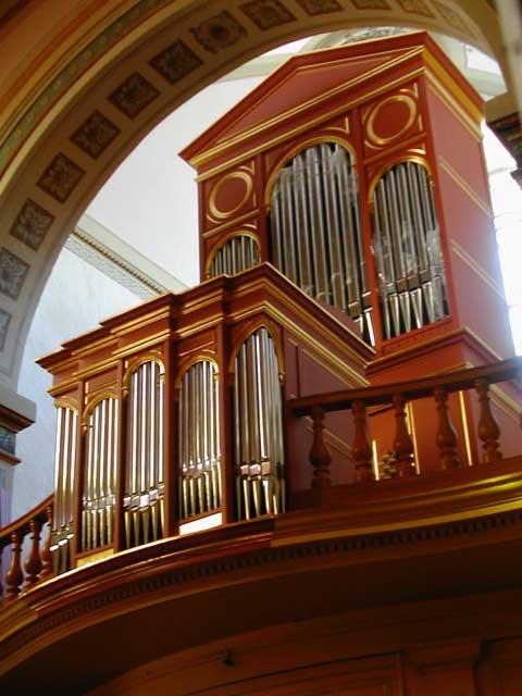 Facteur d'orgues, un métier d'art qui touche au patrimoine